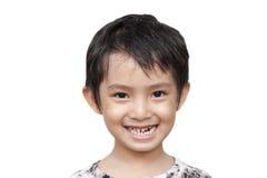 Stilig asiatisk pojke. Fotografering för Bildbyråer