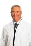 Stilig doktor Arkivfoto
