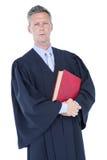 stilig kod för advokatinnehavarbete Royaltyfri Fotografi