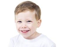 stilig litet barn Fotografering för Bildbyråer