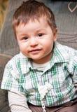 stilig litet barn för pojke Royaltyfria Bilder