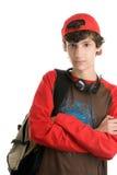 stilig schoolboy Royaltyfri Foto