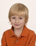 Stilig ung pojke Royaltyfri Bild