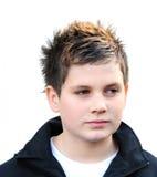 stiligt tonårs- för pojke Royaltyfria Bilder
