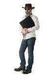 Stilish man Stock Image