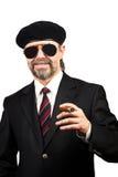 Stilish man Royalty Free Stock Image