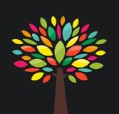 Stilisiert Baum Stockbild