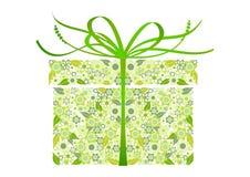 Stilisiert Geschenk -   Lizenzfreie Stockbilder