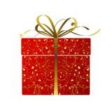 Stilisiert Geschenk -   Stockfoto