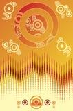 Stilisiert Hintergrund - o5 vektor abbildung