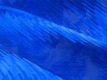Stilisiert Wasserwellen, Vektor lizenzfreie abbildung