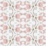 Stilisierte Blumen Lizenzfreies Stockfoto