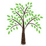 Stilisierter Baum Stockbilder