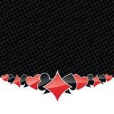 Stilisierter spielender Hintergrund Lizenzfreie Stockfotos