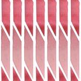 Stilisiertes Element des Aquarells, das aus einem rosa Kreis besteht lizenzfreies stockbild