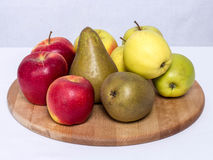 Still apple Royalty Free Stock Images