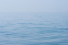Still calm sea ocean water surface background Royalty Free Stock Image