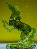 Still categories: glass horse Stock Photo