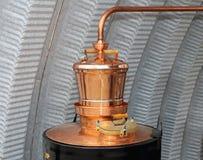 Still copper Royalty Free Stock Photo