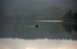Still fishing Stock Image