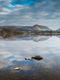 Still Grasmere Royalty Free Stock Photography