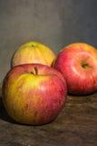 Still life with apple, art photo Royalty Free Stock Photo