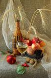 Still Life Autumn abundance Royalty Free Stock Photography