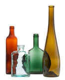 Still life with bottles Royalty Free Stock Photos