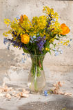 Still life bouquet Royalty Free Stock Image