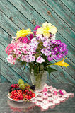 Still life bouquet Royalty Free Stock Images