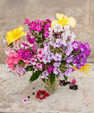 Still life bouquet Stock Photography