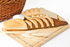 Still life with bread Stock Photo