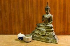 Still Life With Buddha statue Royalty Free Stock Photo