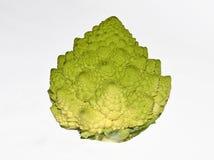 Cauliflower isolated on white Stock Photography