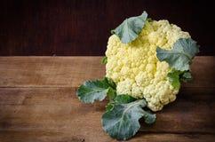 Still life with Cauliflower Stock Photography