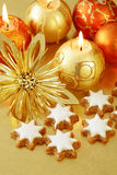 Still life for Christmas Royalty Free Stock Photos