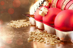 Still life on Christmas and New Year's theme Stock Photography