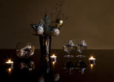 Still life. Christmas. royalty free stock images