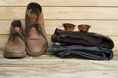 Still Life clothing Stock Images