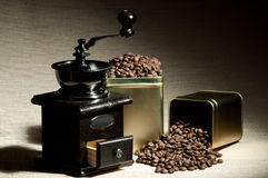 Still life coffee Stock Image