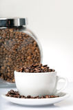 Still life with coffee Stock Photos