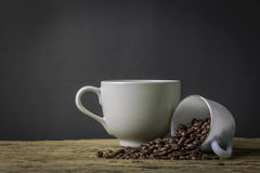 Still Life Coffee Cup Royalty Free Stock Image