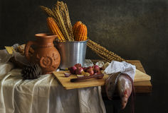 Still life with  cook Royalty Free Stock Photos