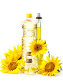 Still life of cooking oil Royalty Free Stock Photography