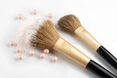 Still life with cosmetics Royalty Free Stock Photo