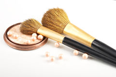 Still life with cosmetics Royalty Free Stock Images