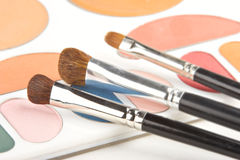Still life with cosmetics Royalty Free Stock Photos
