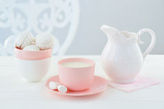 Still life in delicate colors Royalty Free Stock Photography