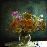Still life with flower Royalty Free Stock Images
