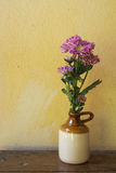 Still life with flower Stock Image